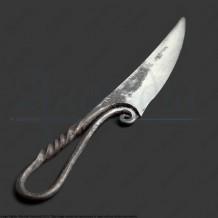 Petit couteau brut de forge