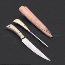 Grand couteau et pique