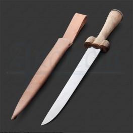 Dague à couillettes 1350-1500