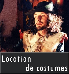 location de costumes
