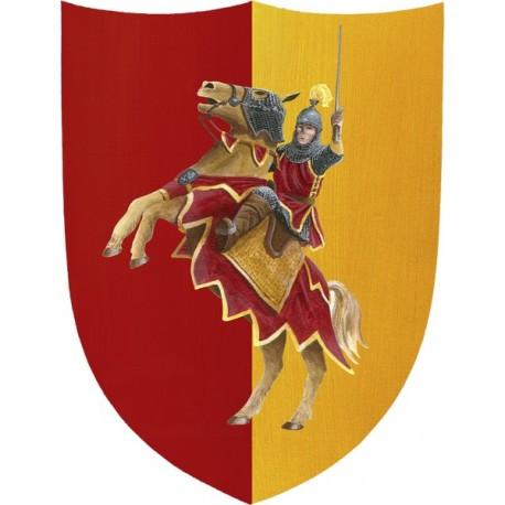 Bouclier chevalier - petit