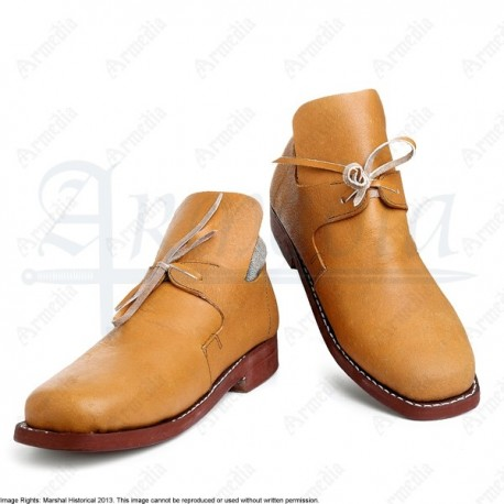Chaussures 1580-1700