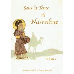 Sous la tente de Nasredine