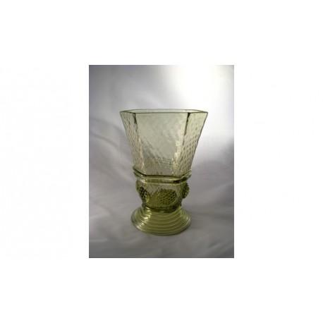 verre hexagonal 16éme S