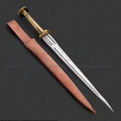 Dague à rouelle 1400