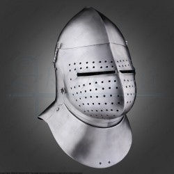 Bassinet espagnol 1400-1450